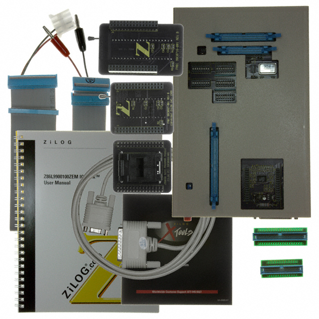 z86l99 的规格信息 标准包装:1 类别:编程器,开发系统 家庭:内电路