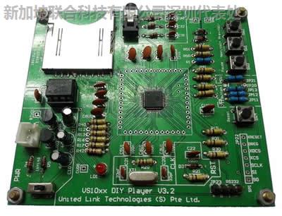 midi音频编解码器电路